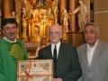 Päpstlicher Segen für Josef Hochreiter