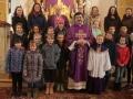 Erstkommunion Kinder wurden vorgestellt